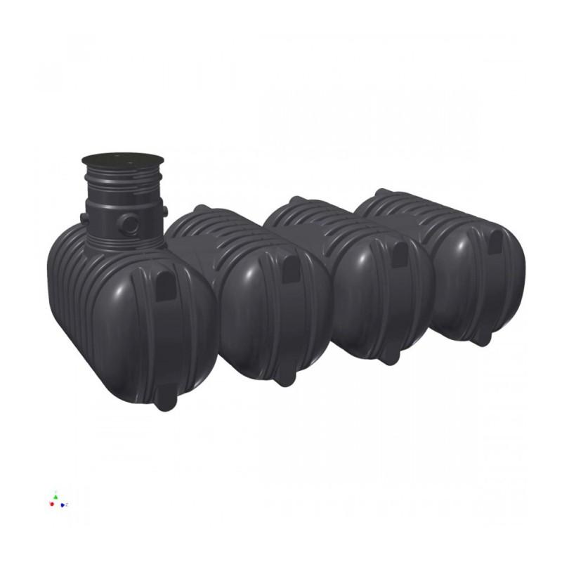 zisterne aquiri black line 10000 liter. Black Bedroom Furniture Sets. Home Design Ideas