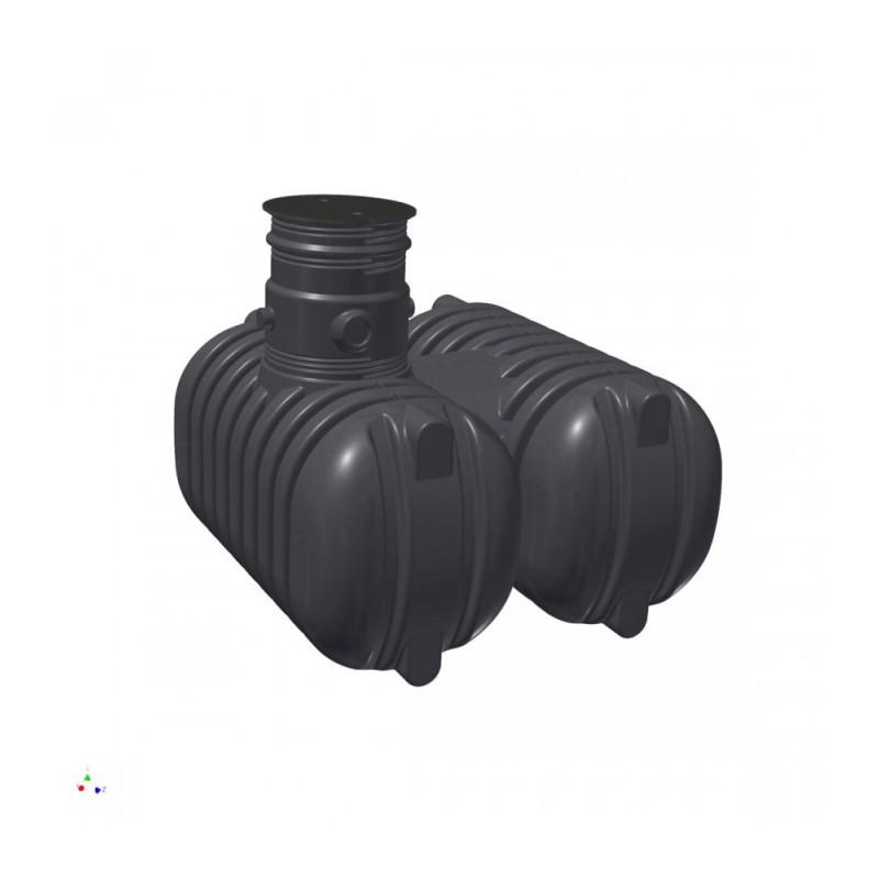 zisterne aquiri black line 5000 liter ferienspecial mit pumpe. Black Bedroom Furniture Sets. Home Design Ideas