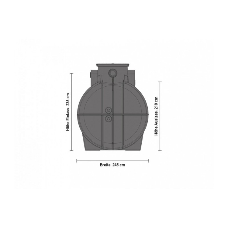 speidel regenwassertank 10000 liter. Black Bedroom Furniture Sets. Home Design Ideas