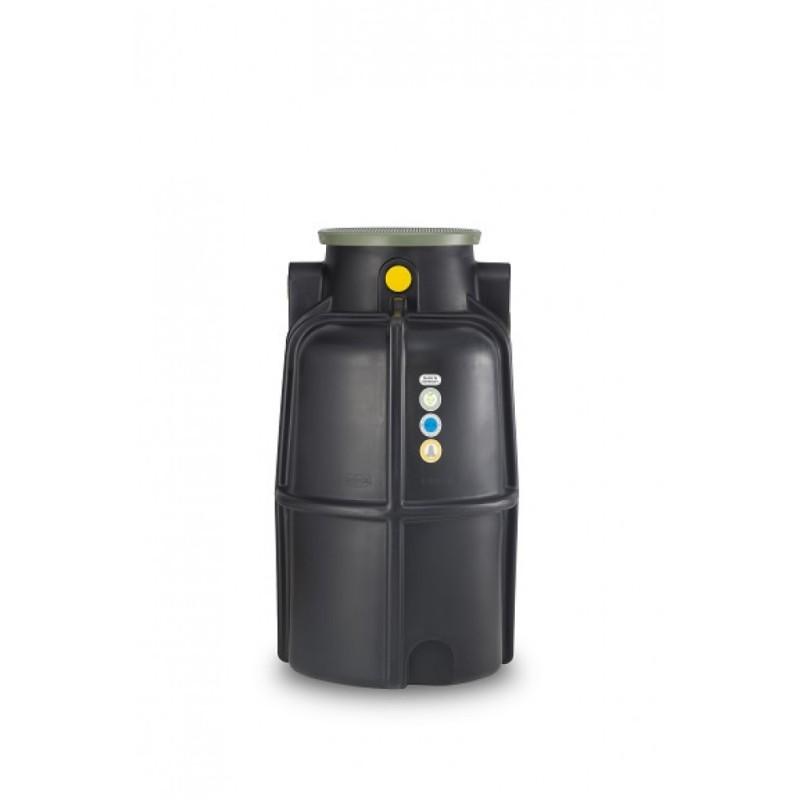 speidel regenwassertank schmal 3000 liter. Black Bedroom Furniture Sets. Home Design Ideas