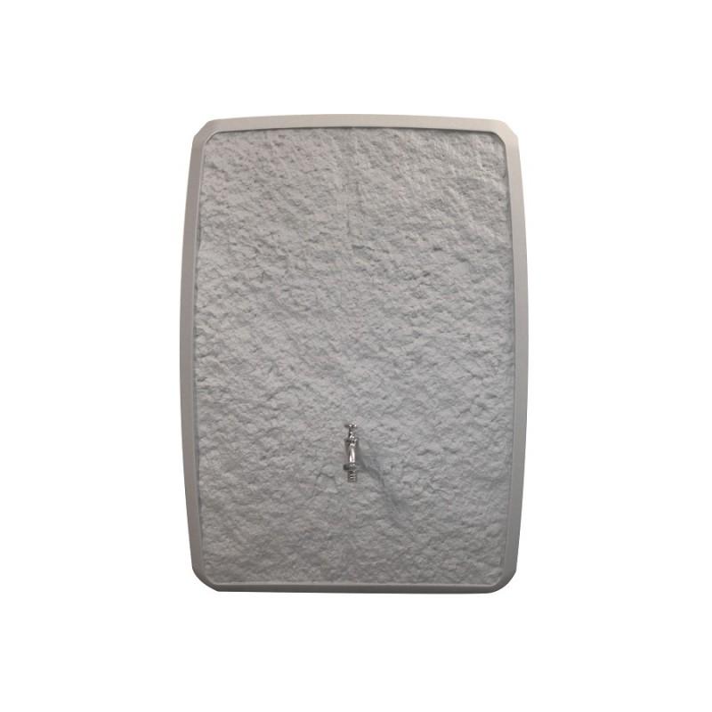 regentonne norway 230 liter dunkelbraun. Black Bedroom Furniture Sets. Home Design Ideas