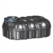 Rewatec Flachtank Neo 7100 Liter mit Ausstattung