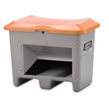 Cemo Streugutbehälter 200 Liter - 400 Liter mit Entnahmeöffnung und Staplertasche