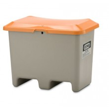 Cemo Streugutbehälter 200 Liter - 400 Liter  mit integrierter Staplertasche