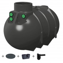 Regenta  Zisterne Kompakt 2600 Liter