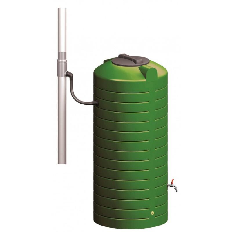 wisy regentonne stabilix 1 mit regenwasser set ab 500 liter. Black Bedroom Furniture Sets. Home Design Ideas