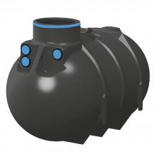Rewatec Zisterne Blue Line II 2600 Liter mit Ausstattung